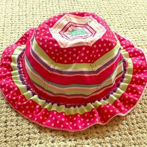 Toddler beach hat